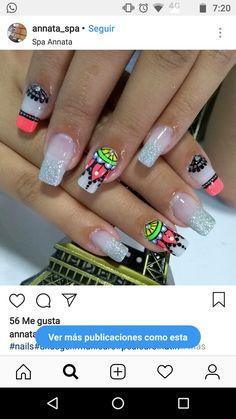 Nails, Beauty, Toe Nail Art, Lace Nails, Blue Nails, White People, Finger Nails, Ongles, Beauty Illustration