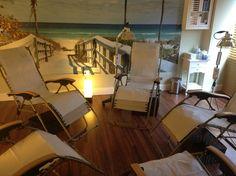Community acupuncture room