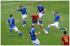 Iniesta v Italia