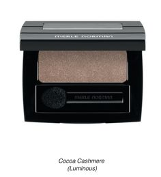Merle Norman eyeshadow - Luminous (Cocoa Cashmere) ** More info could be found at the image url.