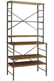 Tuscan Bookshelf kitchen/ craft room storage
