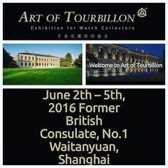 J'ai l'honneur de participer à l'exposition #Art of #Tourbillon 2016 à #Shanghai  Au programme; démonstration d'#anglage lime traditionnel by njl_anglage