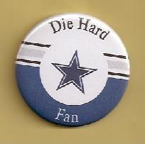 Dallas Cowboys Football Fan Key Chain (#NFL2-3 )