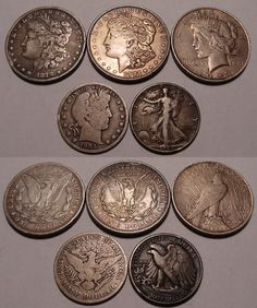 Most Valuable Quarters In Circulation: A List Of Silver Quarters & Other Rare Quarters Worth Moneyb You Can Still Find Today Silver Dollars, Both Common And Rare, Are Highly Sought AfterAfter After may refer to: Coin Collection Value, Old Coins Worth Money, Old Coins Value, Rare Pennies, Silver Coins For Sale, Valuable Coins, Coin Worth, Silver Quarters, Error Coins