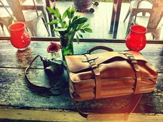 English Briefcase, from Lotuff Leathers