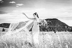 Rainbow Ranch Lodge Wedding in Montana | Lauren Brown Photography | Reverie Gallery Wedding Blog
