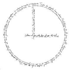 Rellotge / Reloj