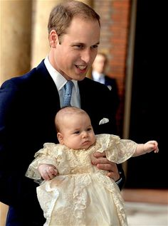 Prince George's christening: what you need to know - Telegraph