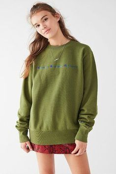 Champion   UO Reverse Weave Graphic Sweatshirt Athletic Outfits 954724a6b