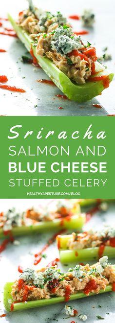 Sriracha Salmon and