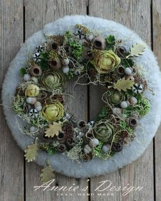Fall Decor, Holiday Decor, Christmas Wreaths, Autumn, Pure Products, Garden, Design, Home Decor, Holiday Wreaths