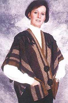 loom shaped garments