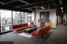 Valve Software Offices - super cool!