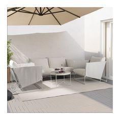 HAVSTEN Loungeset 4-zits, binnen/buiten IKEA