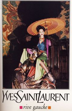 Yves Saint Laurent Fashion Vintage