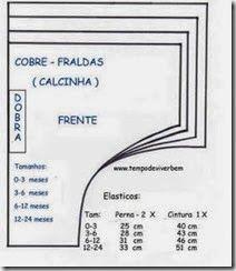 COBRE FRALDAS   FRENTE