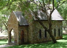 Nesbitt Castle chapel Bulawayo Zimbabwe