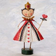 Lori Mitchell Queen of Hearts from Alice in Wonderland