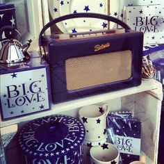 Really want a Roberts Radio - photo taken in Broadway - by me :-)