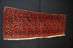 Rare-Salor-Turkoman-Antique-Tribal-Torba-circa-1880-039-s