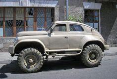 Crazy Russian cars 46