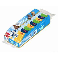 RITTER SPORT Mini Schokolade Winter Mix (2012)