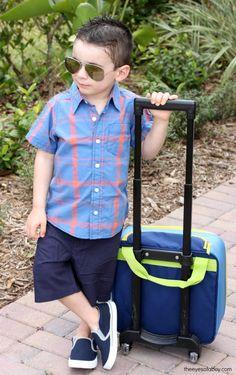 Spring Break Travel Tips – Packing for Kids