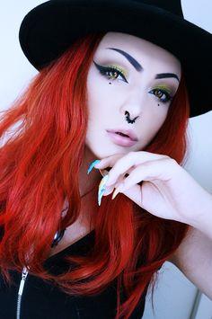 Rose Shock: Take me home NASA #makeup #beauty #blogger