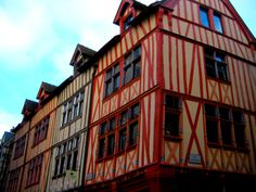 Rouen, France. Photo taken by one of our MGB students, J.C (MGB '14)