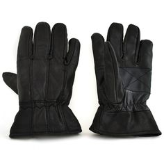 Men's leather gloves €9,99 http://mymenfashion.com/leren-handschoenen-men-s-leather-gloves.html