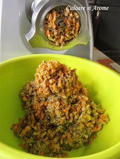 Chiftele de ciuperci Fried Rice, Fries, Cooking Recipes, Ethnic Recipes, Food, Party, Chef Recipes, Essen, Parties