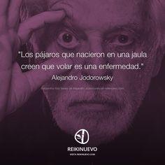Alejandro Jodorowsky: ¿Deseas volar? http://reikinuevo.com/alejandro-jodorowsky-deseas-volar/