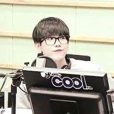 Baekhyun being cute and weird #EXO #Baekyun