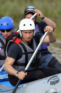 Vladimir Putin ♥ Presidente de Rusia