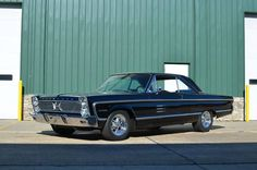 1966 Plymouth Sport Fury Coupe