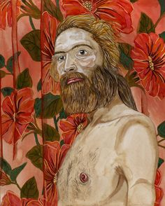 PORTRAITS ON CANVAS - Susanne Eriksson Illustrations