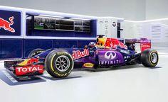 Red Bull Racing Car F1 2015