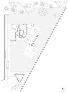 Family House,Site Plan