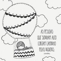 sobre sonhar  com a frase inspiradora do @blogdolucao #biaPOF :)