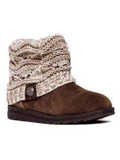 Cozy, cute boots by MukLuks on zulily today! uggcheapshop.jp.pn   cheap ugg boots for Christmas  gifts. lowest price.  must have!!!