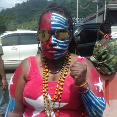 (8) Twitter West Papua, World View, Carnival, Twitter, Face, Carnavals, The Face, Faces, Facial