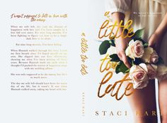 TLBC's Book Blog: Cover Reveal!! A new standalone by: Staci Hart