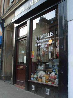 I J Mellis, Glasgow, UK