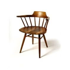 Captain Chair from George Nakashima Woodworker
