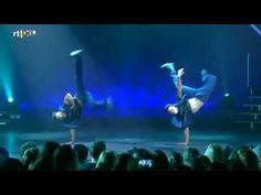 Dans Denden en Frederic in de finale - sytycd 2012