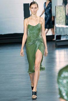 Jason Wu Spring 2015 Ready-to-Wear Fashion Show - Julia Bergshoeff