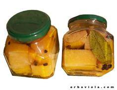 Tofu sott'olio con spezie – Conservare il tofu