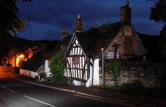 The Ancient Ram Inn is a former pub in the Wotton-under-Edge town