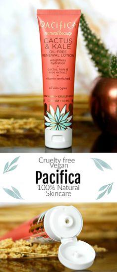 Pacifica cruelty free vegan and 100% skincare Dierproefvrij