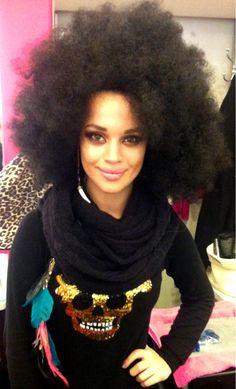 capelli afro